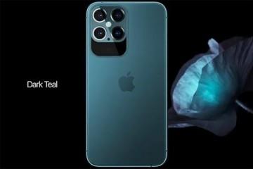 iPhone12Pro最新烘托图五摄相机模组自带宽下巴