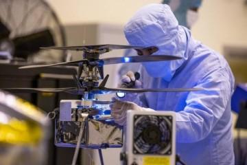 NASA火星直升机已做好发射预备30天内完结5次飞翔测验
