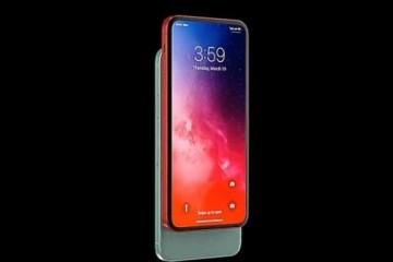 苹果传来新消息iPhone12美出新高度无刘海规划加真全面屏