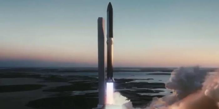 SpaceX计划通过太空向夏威夷发射星际飞船