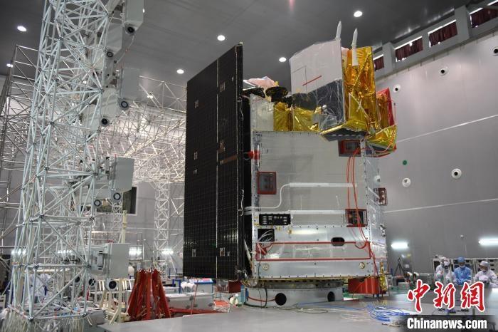 解码风云四号B星两代四型18颗探秘中国风云卫星家族