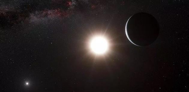 有两个太阳的塔图因行星是怎么形成的